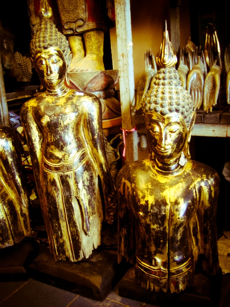 BANGKOK:  SURVIVING CHATUCHAK