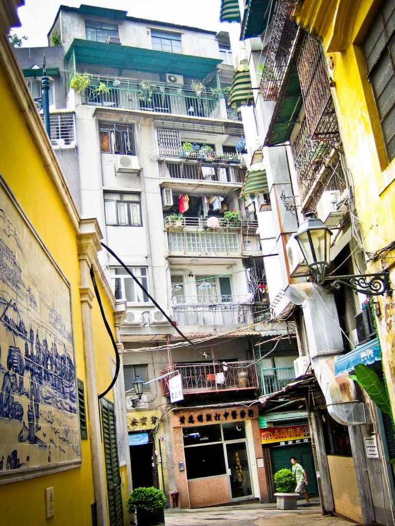 MACAU: ESCAPE FROM HONG KONG