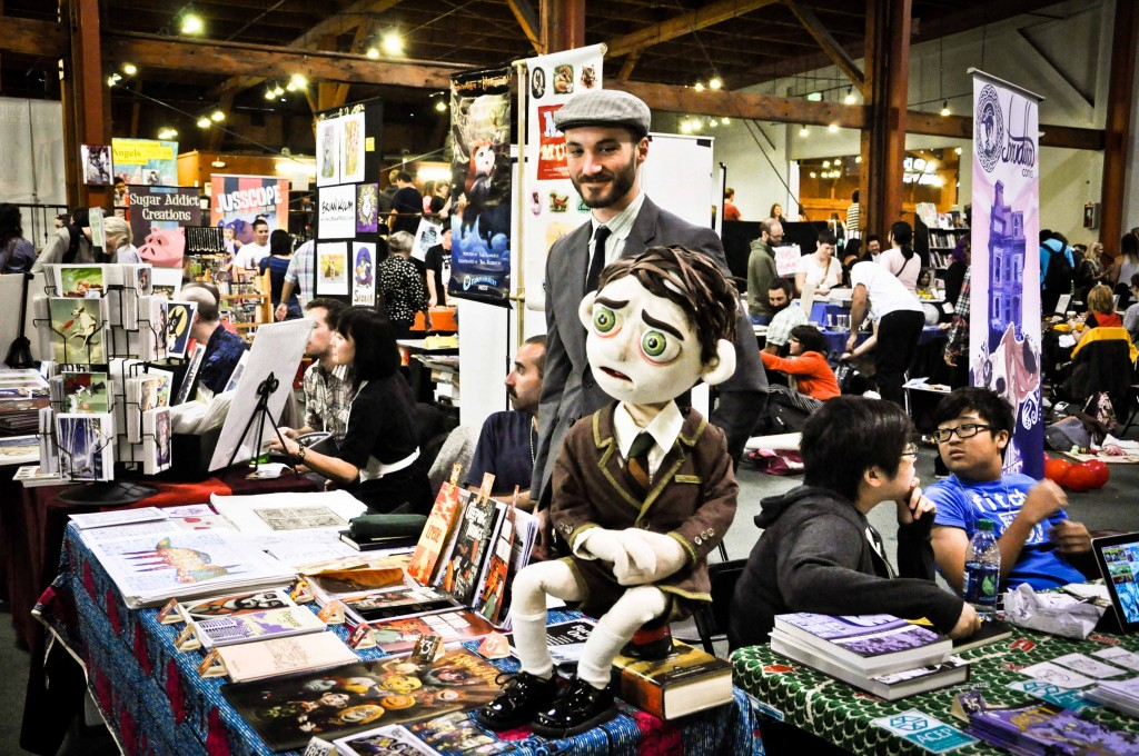 SAN FRANCISCO:  ALTERNATIVE PRESS EXPO